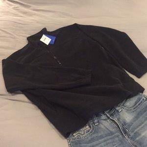 ✨Izod✨ men's quarter zip sweatshirt